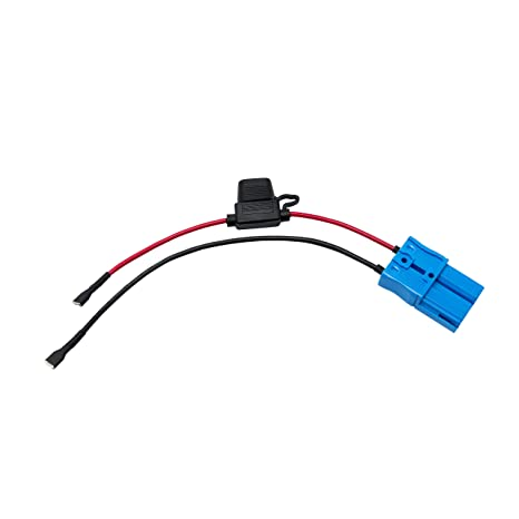 x pwr 12 volt battery wiring harness anderson power connector for 12v kid  trax child ride