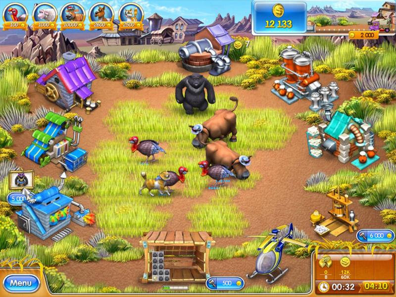 Amazon com: Farm Frenzy 3 [Download]: Video Games