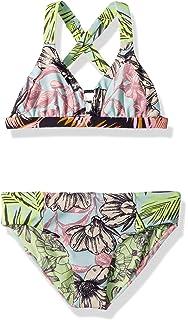 92036e0d33e Amazon.com: Maaji Little Girls' Long Line Fixed Triangle with Tie ...