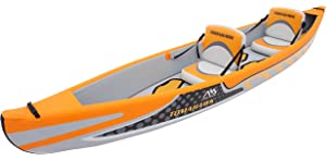 Aqua Marina th-425 Tomahawk Kayak Inflatable Kayak,