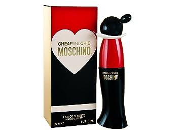 Moschino Cheap & Chic 30ml EDT Spray: Amazon.co.uk: Health ...