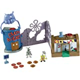 Amazon.com: LEGO SpongeBob SquarePants Chum Bucket: Toys ...