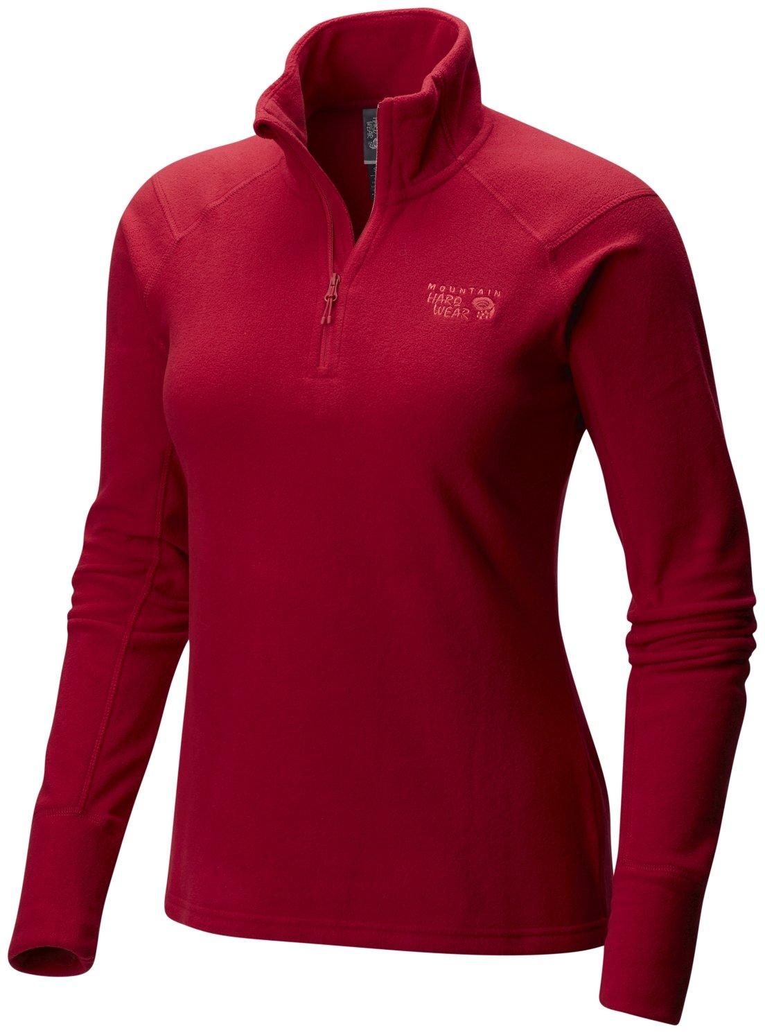 Mountain Hardwear Microchill 2.0 Zip T - Women's Cranstand Small