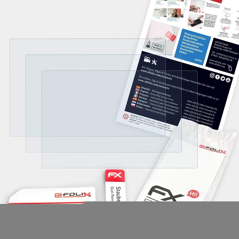 Atfolix Schutzfolie Kompatibel Mit Fujifilm X M1 Folie Kamera