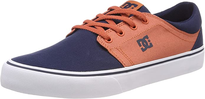 DC Shoes Trase TX Sneakers Herren Blau Orange