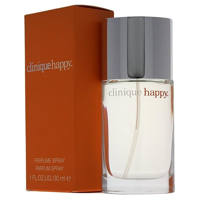Clinique - Happy Perfume Spray - Eau de parfum para mujer - 30 ml: Amazon.es: Belleza