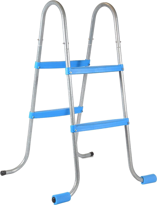 Piscinas Toi 4839 Escalera de 4 peldaños para Piscinas ...