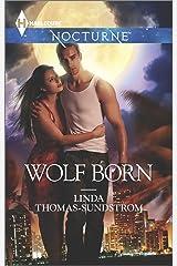Wolf Born Kindle Edition