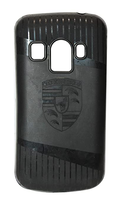 new style c13f6 b845e FCS Silicon Back Case for Jio Phone 2 Designer Back: Amazon.in ...