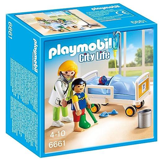 4 opinioni per Playmobil 6661- Ambulatorio Pediatrico, 2 Pezzi