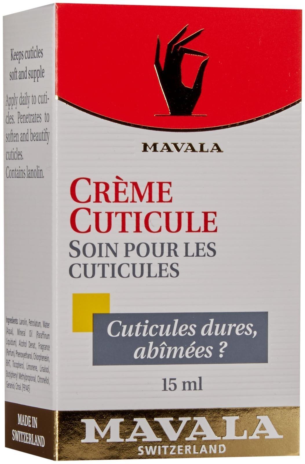 Mavala Cuticle Cream, 0.5 Ounce by MAVALA