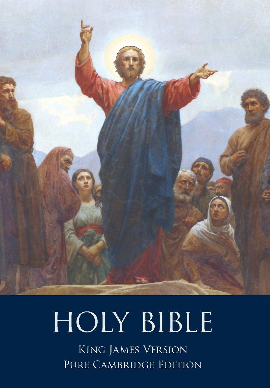 The Holy Bible: Authorized King James Version, Pure Cambridge Edition pdf epub