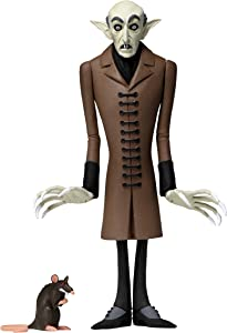 "NECA Toony Terrors - Nosferatu- 6"" Scale Action Figure – Count Orlok"