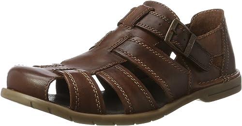 Mode Camel Active Braun Sandalen Herren Auf Verkauf