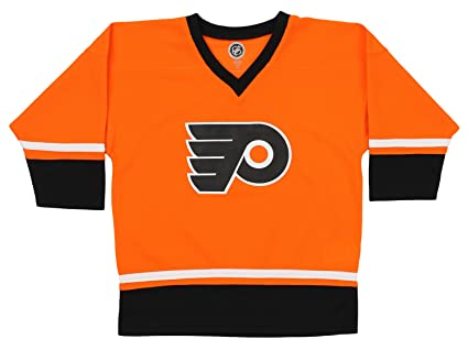 Amazon.com   Outerstuff NHL Youth s Philadelphia Flyers Play Jersey ... 44c5a485f