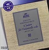 Six Suites for Solo Cello (2 CD) (Originals)