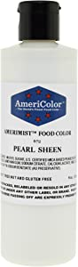 AmeriColor Amerimist Airbrush Color 9 Ounce, No-Color Pearl Sheen