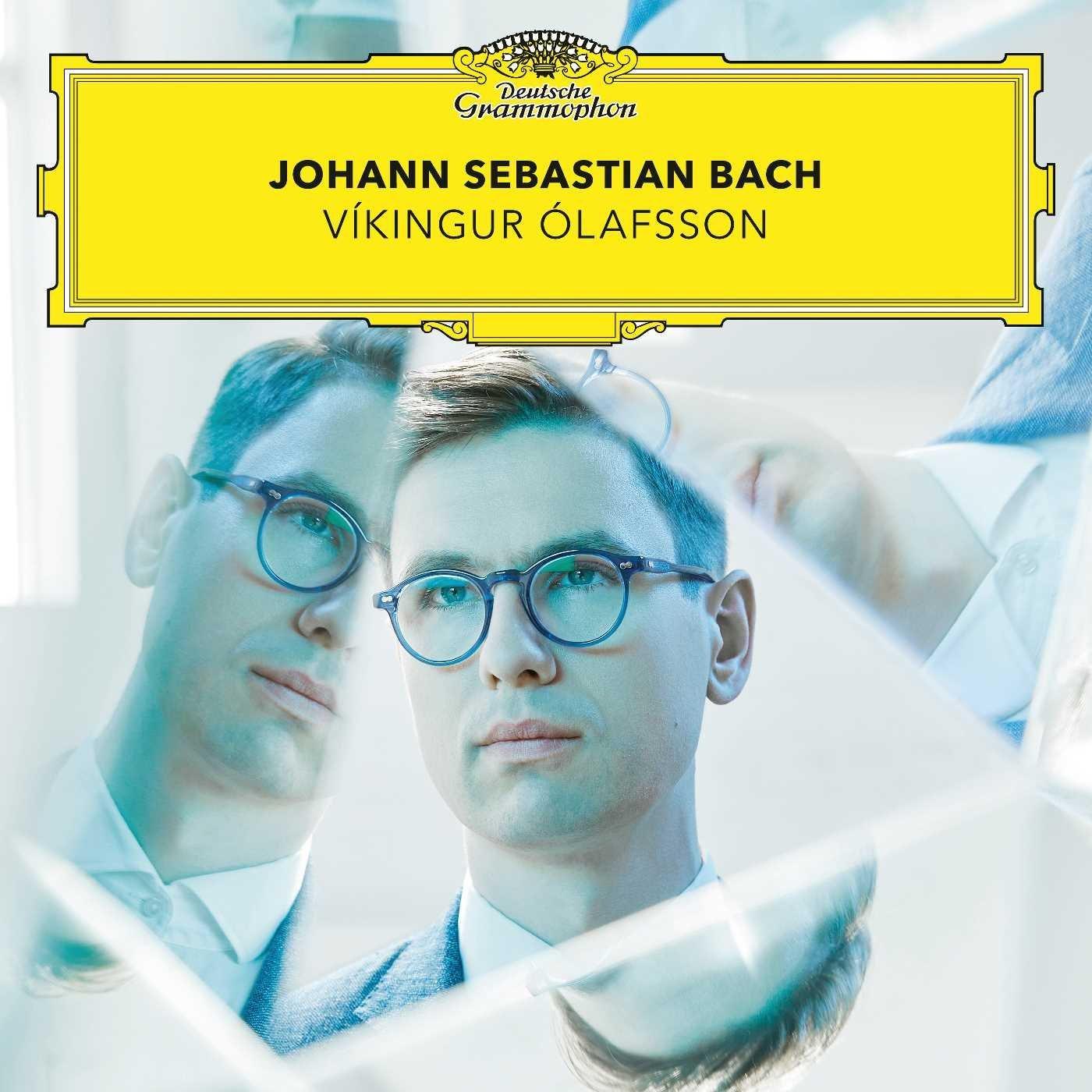 CD : Vikingur Olafsson - Johann Sebastian Bach