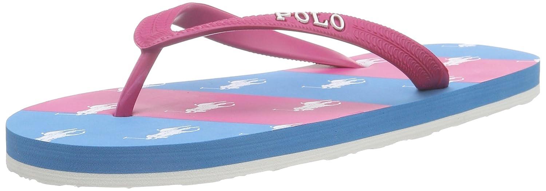 Polo Ralph LaurenAmino Stripe - Chanclas Niñas, Color Rosa, Talla ...