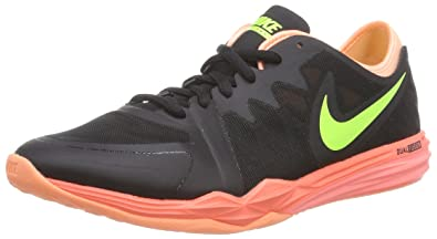 Nike Damen Dual Fusion Tr 3 Laufschuhe Schwarz (BlackVolt