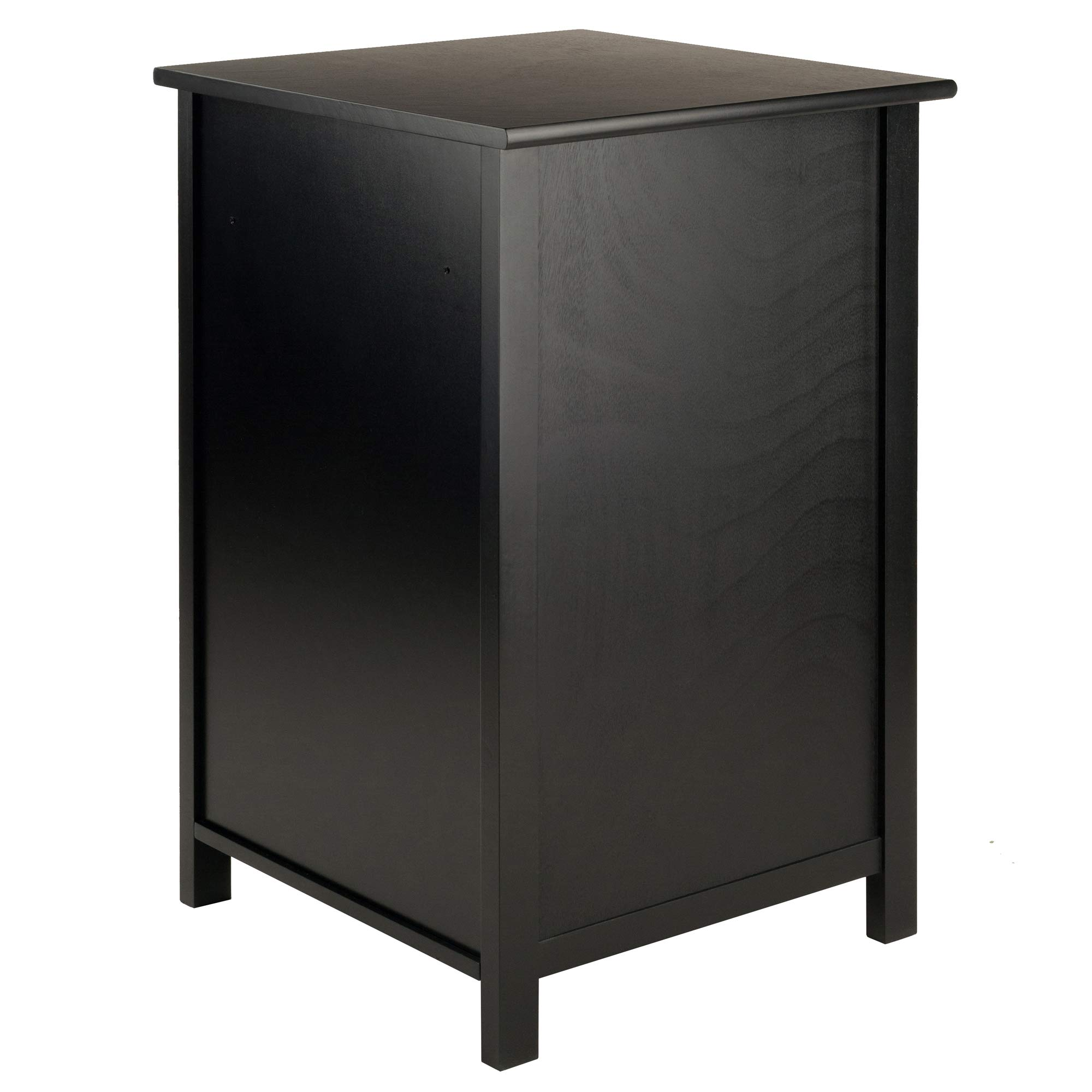 Winsome Wood 22321 Delta File Cabinet Black Home Office, by Winsome Wood (Image #7)