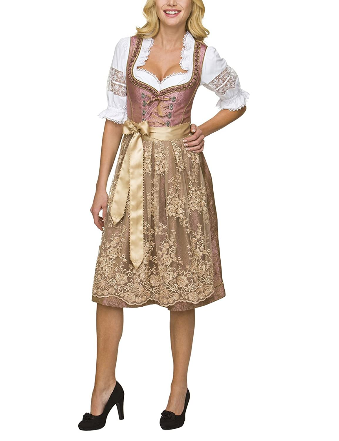 Stockerpoint Damen Dirndl Valerie