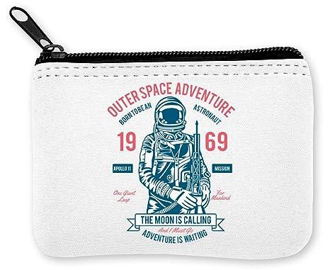 Outerspace Adventure The Moon Is Calling Monedero de la ...