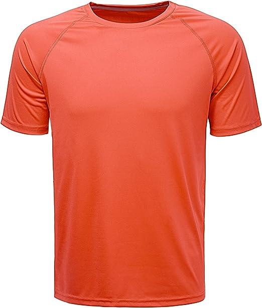 Komprexx Camisetas Deportivas Hombre - Camiseta De Fitness para Hombre - Running Fitness - 16 Couleurs: Amazon.es: Ropa y accesorios