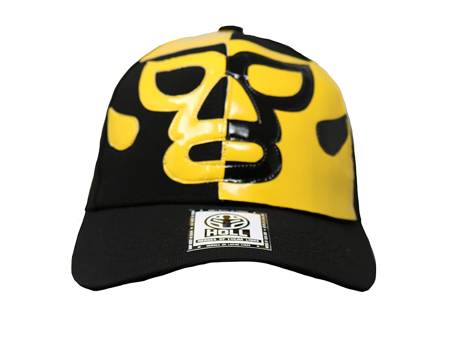 PIERROTH Lucha Libre Adult Unisex Stretch Fit Hat Wrestling Cap at Amazon Mens Clothing store: