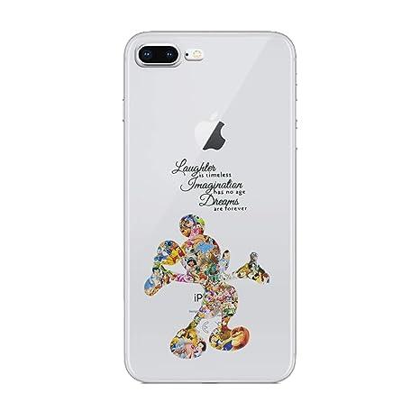 coque iphone 6 plus silicone disney