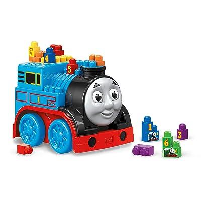 Mega Bloks Thomas Build & Go: Toys & Games