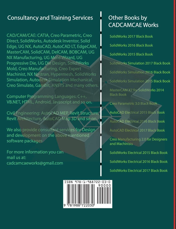 Buy Creo Parametric 4 0 Black Book (Colored) Book Online at