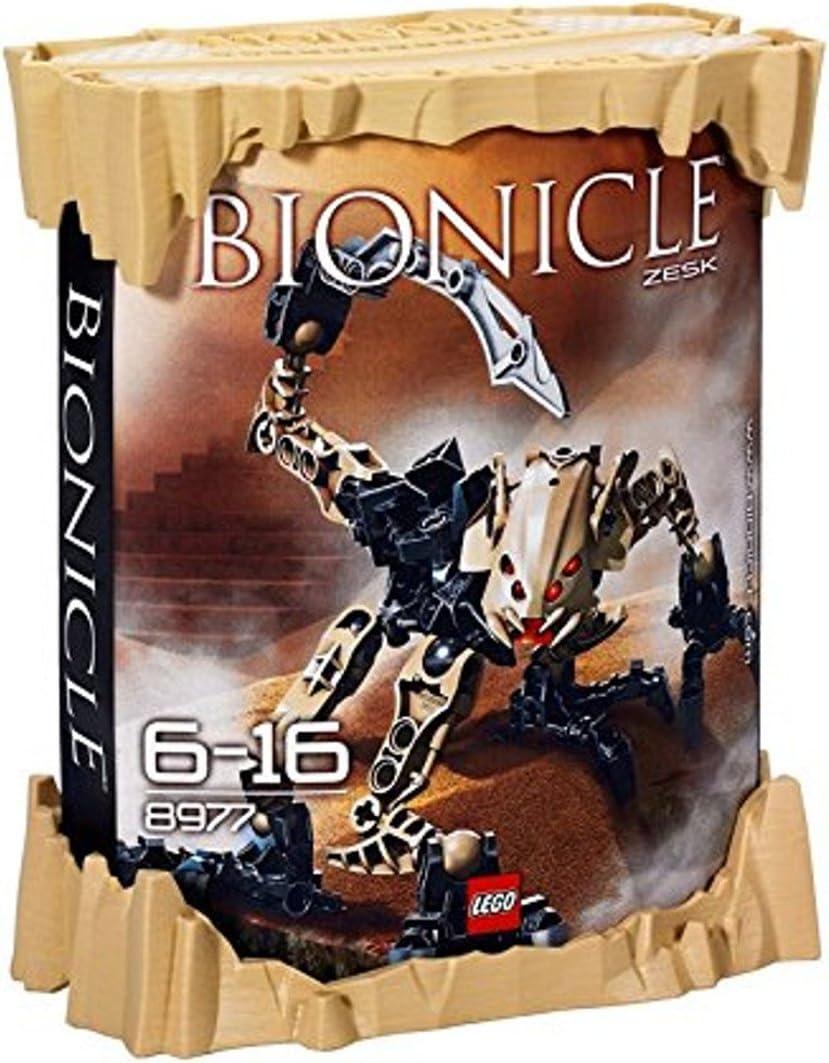 LEGO Bionicle Zesk