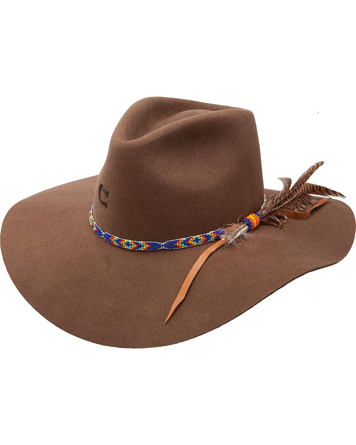 Charlie 1 Horse Hats Womens Acorn Gypsy Fashion Hat CWGYPS-403611