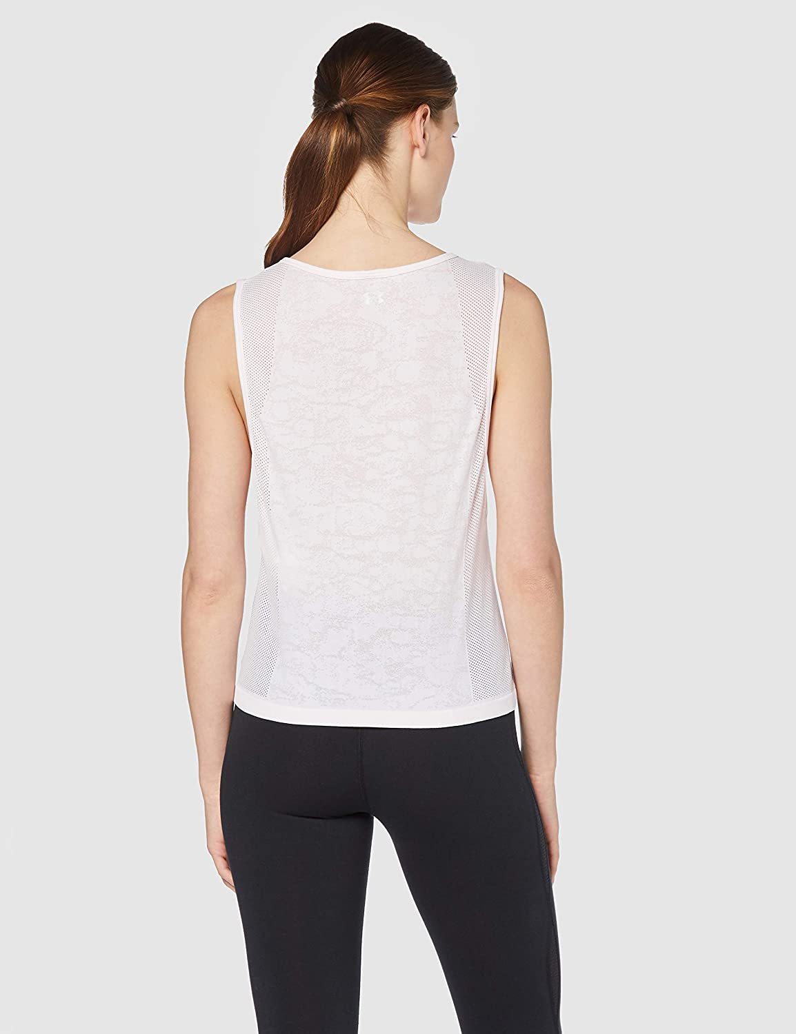 Mujer Under Armour UA Vanish Seamless Mesh Muscle Tanque