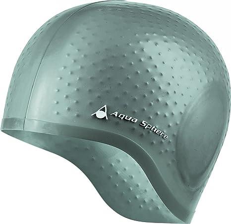 Aqua Sphere Aqua Glide 20919S - Gorro de natación (silicona) color ...