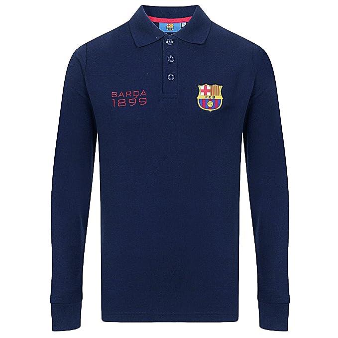 ropa Barcelona manga larga