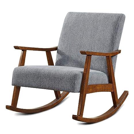 Amazon.com: American Leisure Mecedora para adultos, silla ...