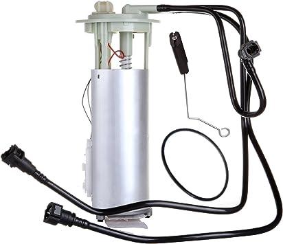 ECCPP Electric Fuel Pump Module Assembly w//Sending Unit Replacement for Saturn SC1 SC2 SL SL1 SL2 1998 1999 2000 2001 2002 L4 1.9L E3951M