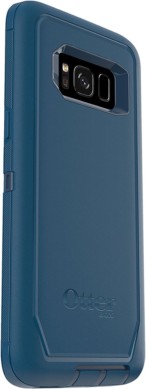 Otterbox Defender Series Screenless Edition for Samsung Galaxy s8 - Retail Packaging - Bespoke Way (Blazer Blue/Stormy Seas Blue)