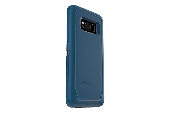 watch 3b517 e7e86 OtterBox DEFENDER SERIES SCREENLESS EDITION for Samsung Galaxy S8 - Retail  Packaging - BESPOKE WAY (BLAZER BLUE/STORMY SEAS BLUE)