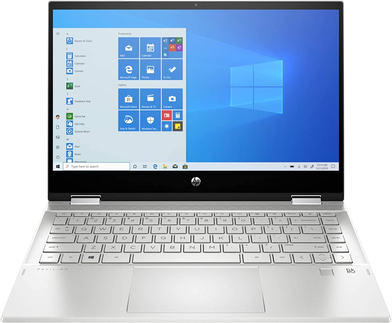 HP Pavilion x360 Convertible 14-dw1017ns – Ordenador portátil FullHD de 14
