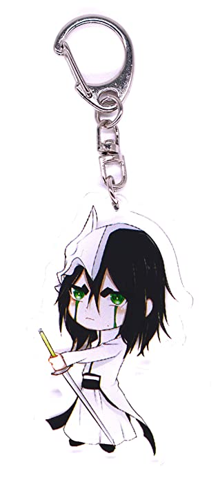 Anime Domain Llavero de Bleach con Figura Chibi(Ulquiorra ...