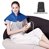Tech Love Electric Heating Pad for Neck Shoulder