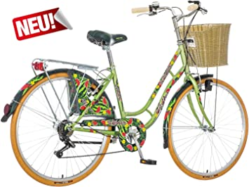 breluxx Venera Fashion 2019 - Bicicleta de Paseo para Mujer (26 ...