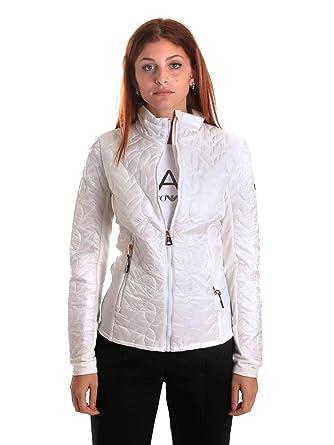 Emporio Armani Ea7 6ZTB04 TN43Z Doudoune Femmes Blanc S  Amazon.fr   Vêtements et accessoires 6434210715d