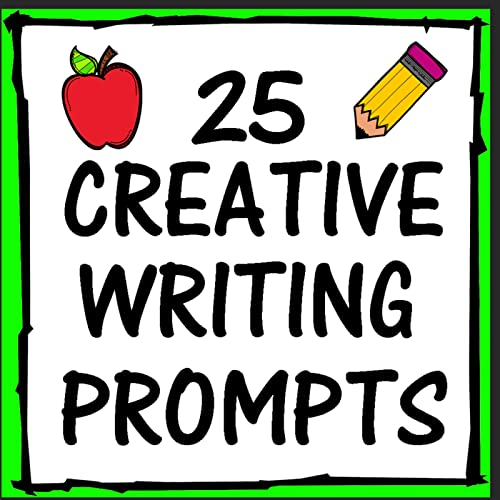 25 creative writing prompts picture writing paper