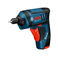 Bosch Professional Akku-Schrauber GSR Mx2Drive (2 Akku, Ladegerät, Kunststoffbox, 3,6 V, 1,3 Ah, max. Drehmoment 10 Nm)