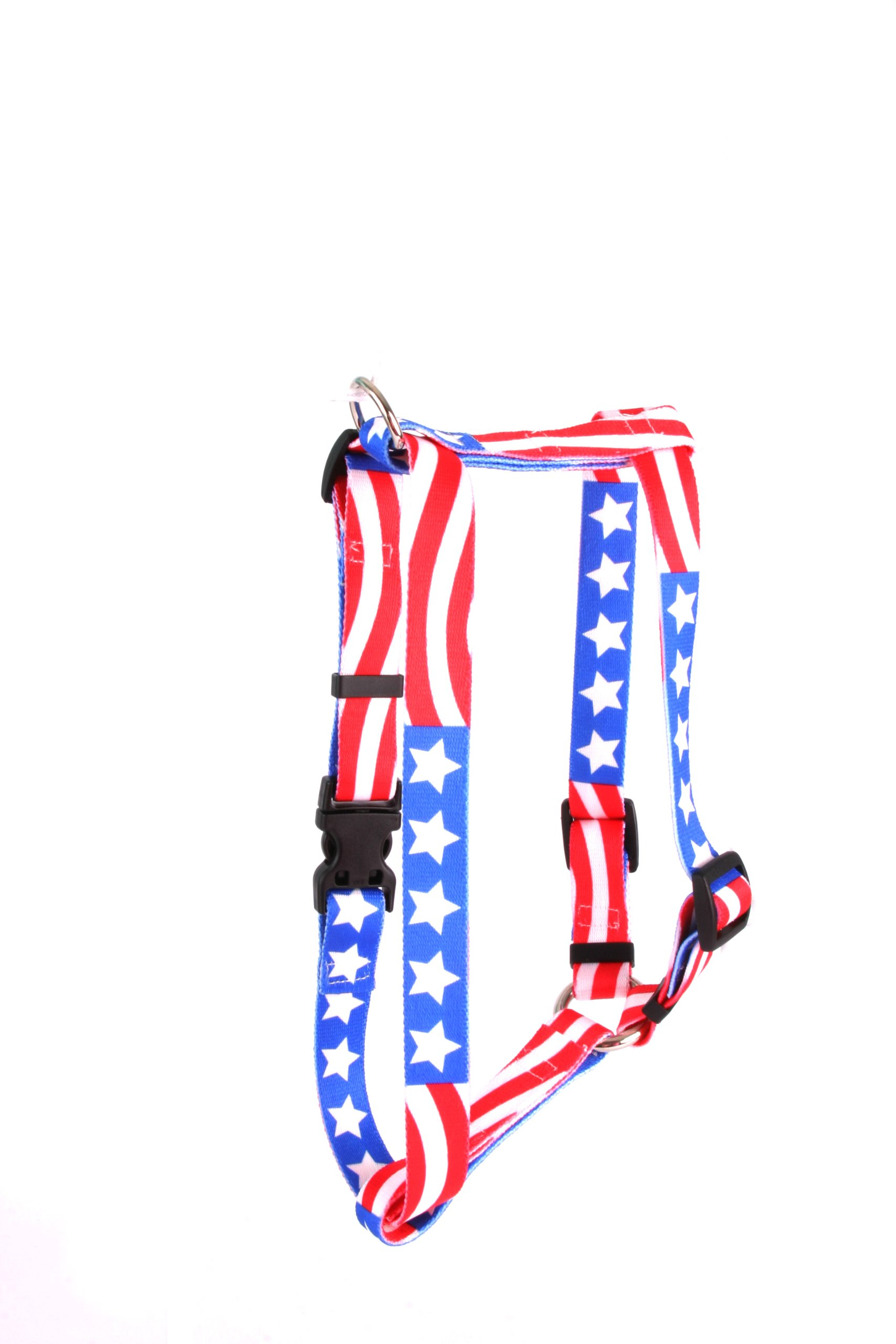 Yellow Dog Design Roman Harness, Small/Medium, Americana