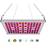 Led Grow Lights for Indoor Plants, Toplanet 75w Full Spectrum Plant Growing light Lamp Panel with IR Bulbs Grow Lamp Kit for Hydroponic Greenhouse Plants from Seeding to Harvest